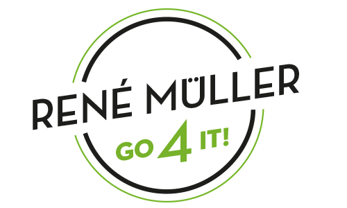 René Müller - GO 4 IT!